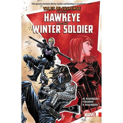 Tales of Suspense: Hawkeye & the Winter Soldier - (Paperback) - image 1 of 1