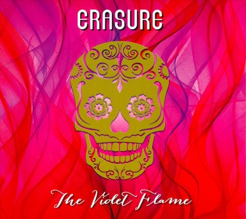 Erasure - Violet flame (CD) - image 1 of 1