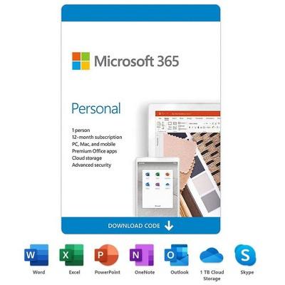 Microsoft 365 Personal (Digital)