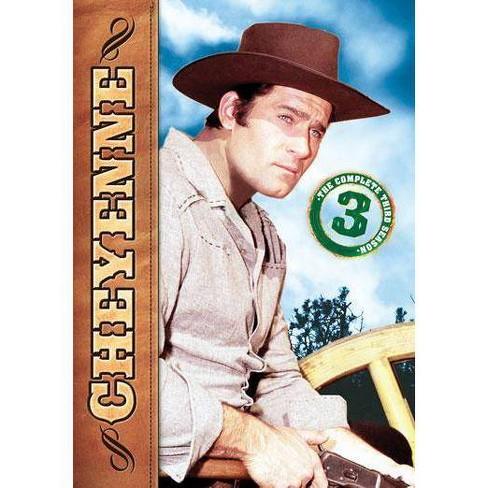 Cheyenne: The Complete Third Season (DVD) - image 1 of 1