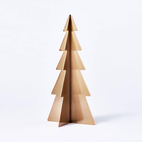 Medium Gold Antique Tabletop Tree - Threshold™ designed with Studio McGee - image 1 of 4