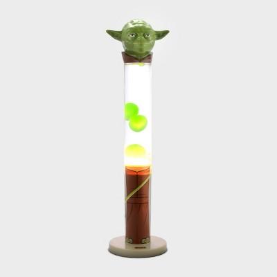 Star Wars Yoda 3D Top Motion Lamp Green