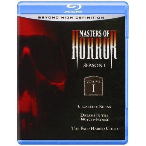 Masters Of Horror: Season 1, Volume 1 (Blu-ray)