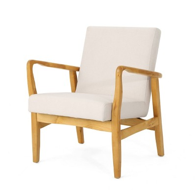 Perseus Mid Century Modern Club Chair - Christopher Knight Home