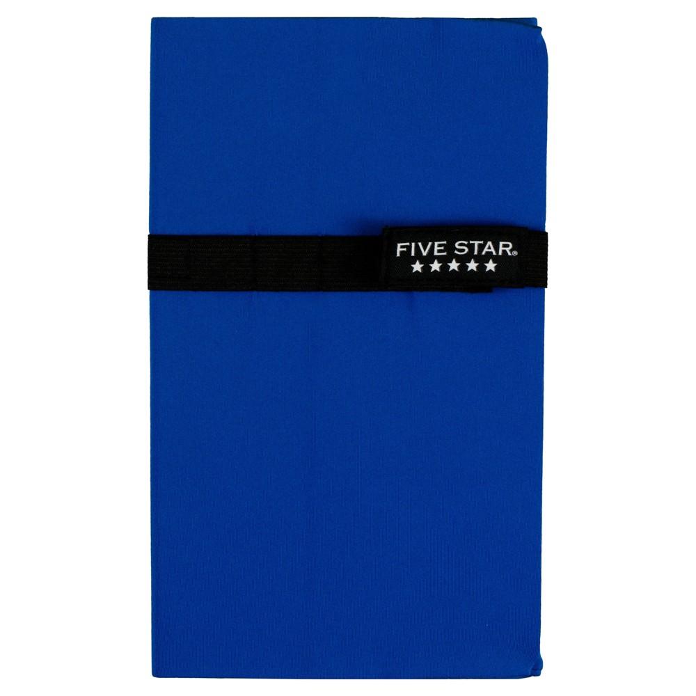 Five Star Book Cover - Blue