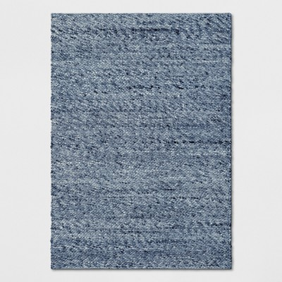 Chunky Knit Wool Woven Rug Project 62