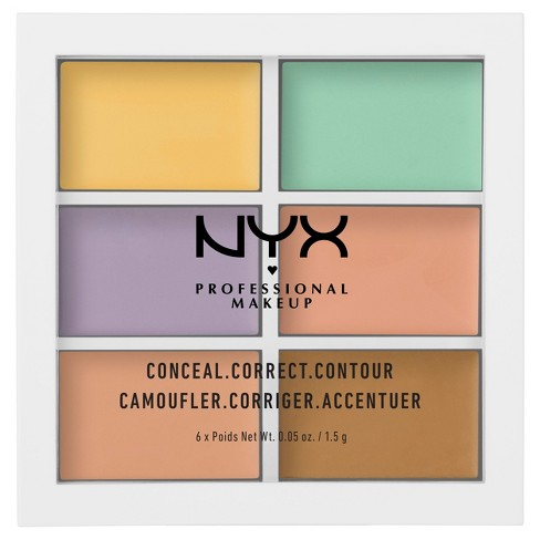 NYX Professional Makeup Color Correcting Palette - image 1 of 3