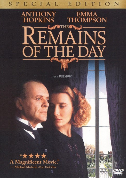 Remains Of The Day (DVD) - image 1 of 1