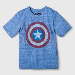 68a7ff09 Boys' Superman Logo Graphic Short Sleeve T-Shirt - Royal Blue : Target