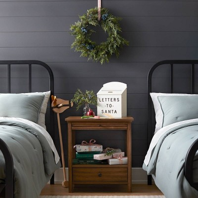 Kids' Holiday Bedroom with Letter to Santa Box Collection - Hearth & Hand™ with Magnolia