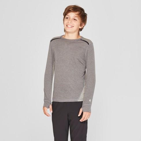 c6bd4737ee35 Boys  Elevated Long Sleeve T-Shirt - C9 Champion®   Target
