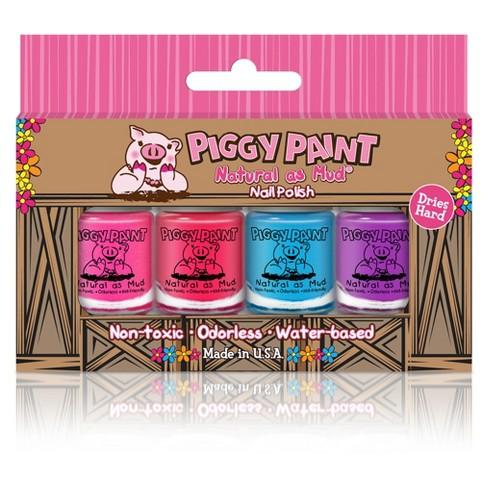 Piggy Paint Nail Polish Set 0.48 oz - image 1 of 3