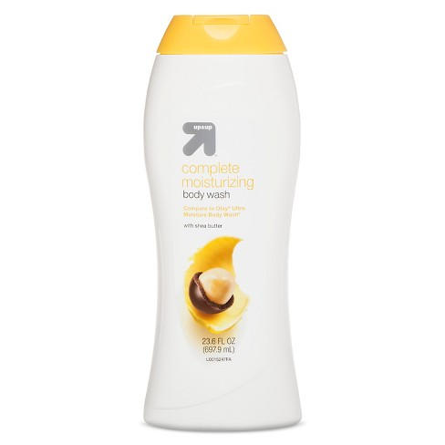 Shea Butter Body Wash - 23.6oz - Up&Up™ (Compare to Olay Ultra Moisture Body Wash) - image 1 of 1
