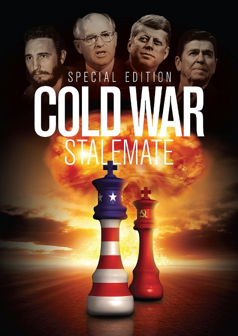 Cold war stalemate (DVD) - image 1 of 1