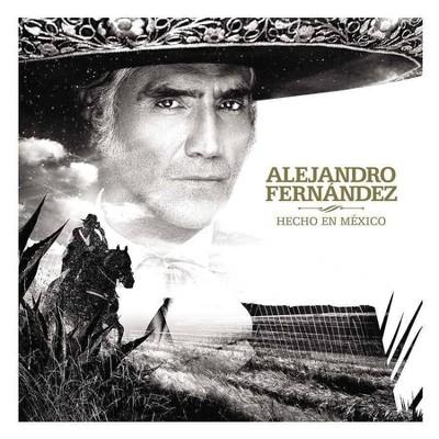 Alejandro Fernndez - Hecho En Mexico (CD)