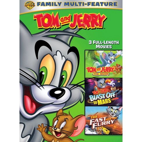 Tom and Jerry (DVD)