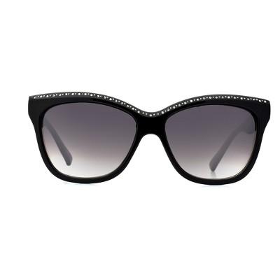 e532f061b1534 Womens Cateye Sunglasses – A New Day™ Black – Target Inventory ...