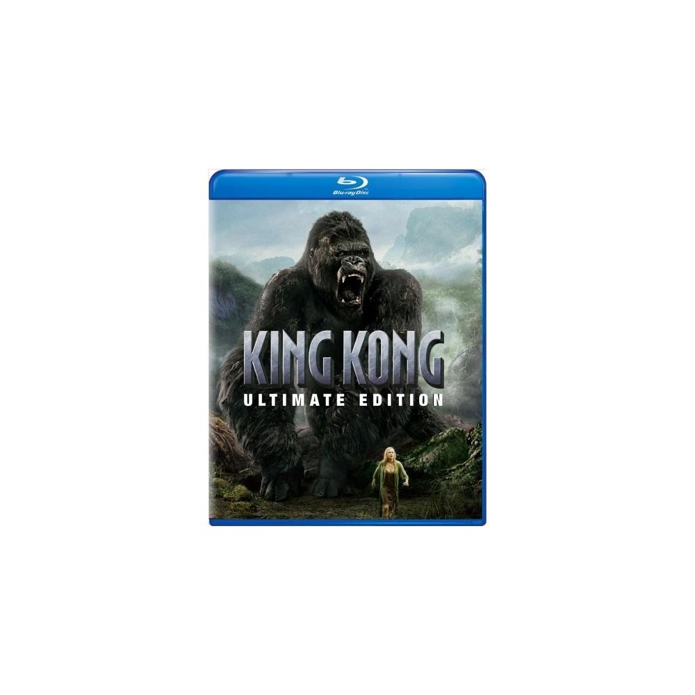 King Kong (Ultimate Edition) (Blu-ray)