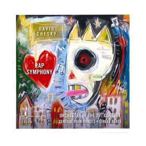 David Chesky - Chesky: Rap Symphony (CD) - image 1 of 1