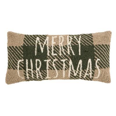 "C&F Home 12"" x 24"" Lockley Christmas Pillow"