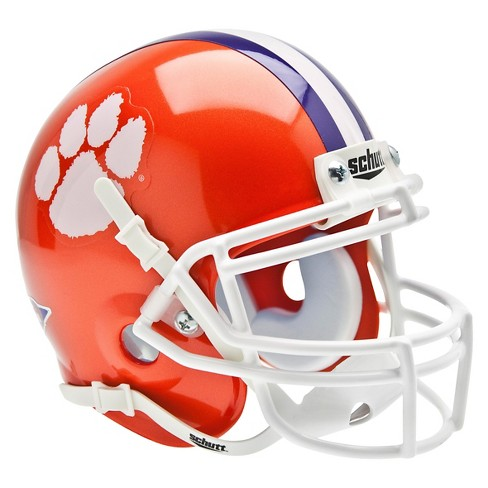 Clemson Tigers Schutt Mini Helmet - image 1 of 1