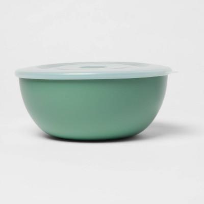 78oz Plastic Serving Bowl Green - Room Essentials™