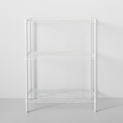 3 Tier Wire Shelf White - Made By Design™