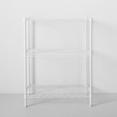 3 tier wire shelf white made by design rh target com