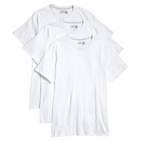 9a81b609 JKY® By Jockey Men's 3-Pack Crew Neck T-Shirts : Target