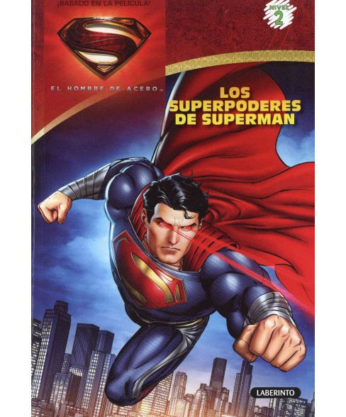 Los superpoderes de superman / Superman's Powers (Paperback) (Lucy Rosen) - image 1 of 1