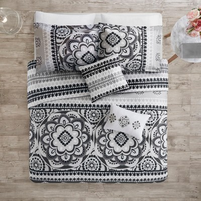 5pc Patsy Reversible Print Comforter Set by Shop This Collection