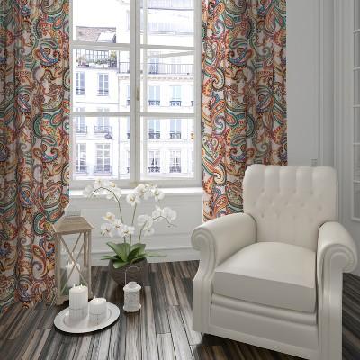 Alyssa Paisley Curtain Panel - Levtex Home