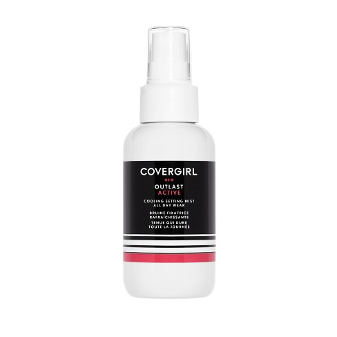 COVERGIRL Outlast Active All-Day Setting Mist - 3 fl oz - image 1 of 3