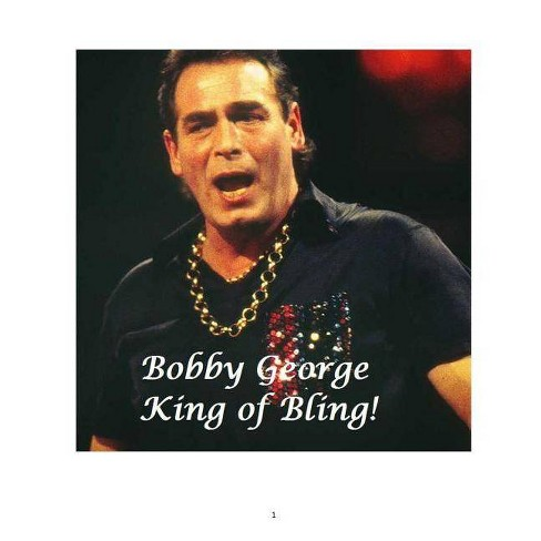 Bobby George - by  Diane Paterson (Paperback) - image 1 of 1