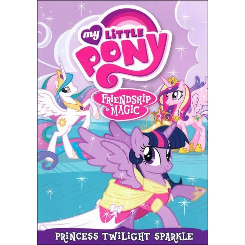 My Little Pony Friendship Is Magic Princess Twilight Sparkle Target