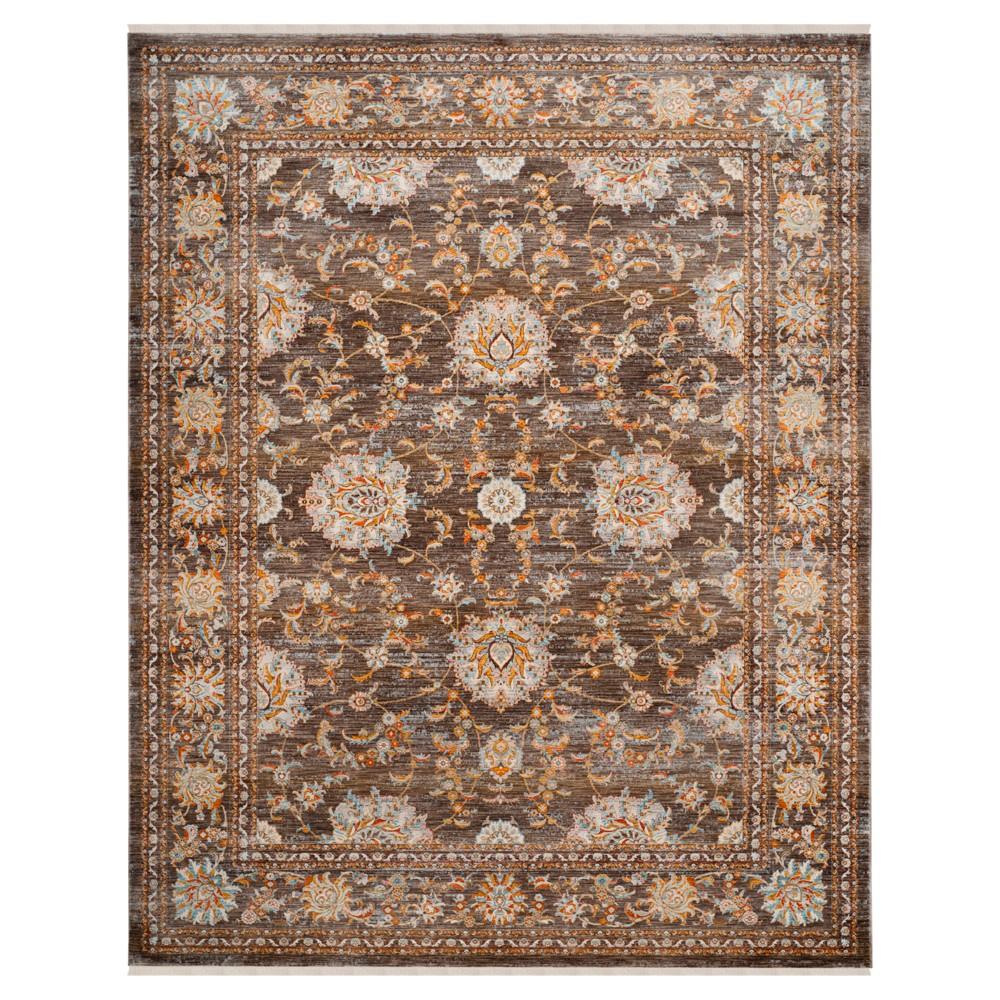 Vintage Persian Rug - Brown/Multi - (9'X11'7) - Safavieh
