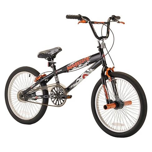 Bmx Bikes For Kids >> Kids Razor Aggressor 20 Bmx Bike Black Red Target