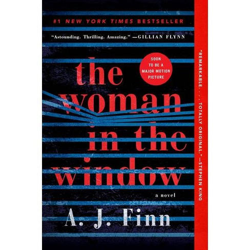 Woman in the Window -  Reprint by A. J. Finn (Paperback) - image 1 of 1