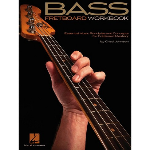Hal Leonard Bass Fretboard Workbook - Essential Music Principles and Concepts - image 1 of 1