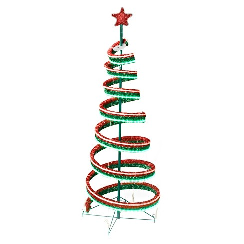 about this item - Led Spiral Christmas Tree