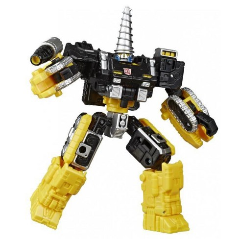 Transformers Generations Selects Deluxe Powerdasher Zetar Exclusive Action Figures - image 1 of 4