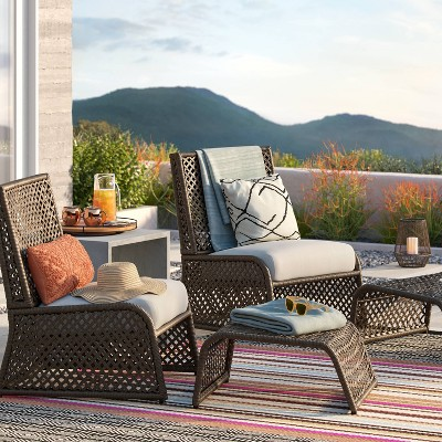 Byler Small Space Patio Seating Set - Project 62™