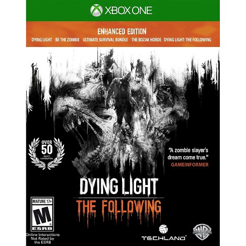 Dying Light: The Following Enhanced Edition Xbox One - image 1 of 1