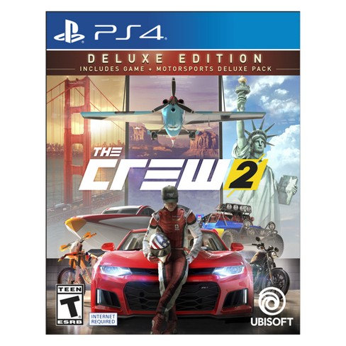 The Crew 2 Deluxe Edition - PlayStation 4 - image 1 of 5