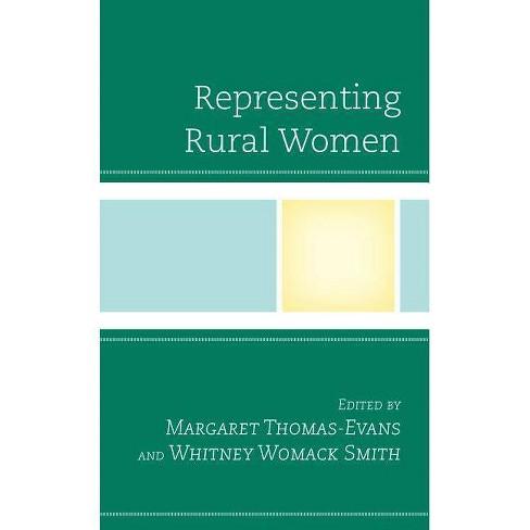 Representing Rural Women - (Hardcover) - image 1 of 1