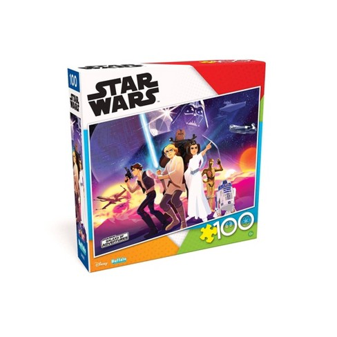 Buffalo Games Star Wars: Rebel Heroes Jigsaw Puzzle - 100pc - image 1 of 3