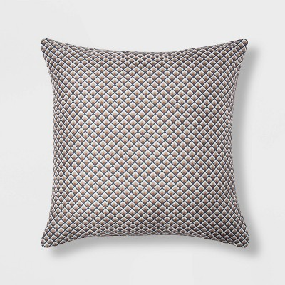 Printed Silk Square Throw Pillow - Project 62™
