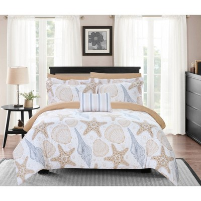 Eula Bed in A Bag Comforter Set - Chic Home