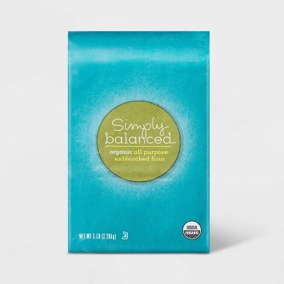 Flours & Meals: Simply Balanced Organic All Purpose Flour