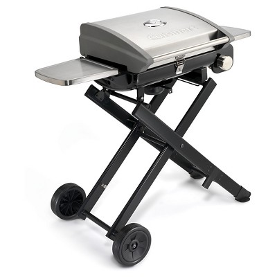 Cuisinart® All Foods Roll Away Gas Grill - Silver